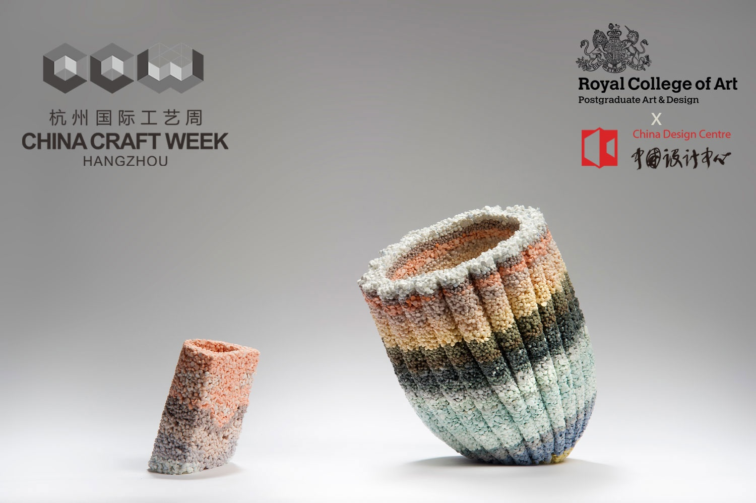 Royal Academy of Art showcases the latest UK trends in glass