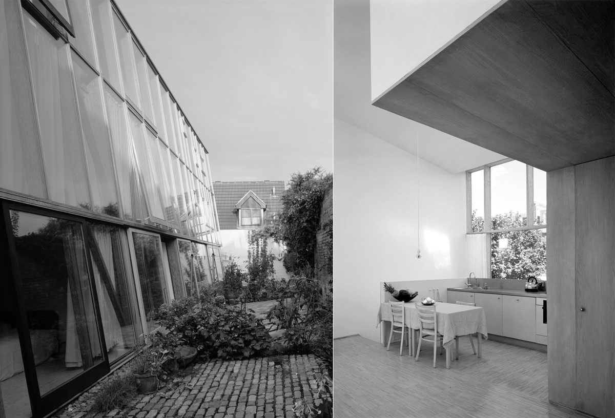 Ullmayer Sylvester Architects Three Rooms Under A New Roof China Design Centre